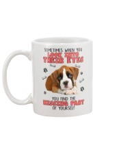 Boxer Eyes 1406 Mug back