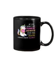 Unicorn donut 2109 Mug thumbnail