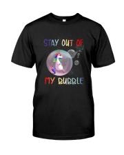 Unicorn Bubble 0410 Classic T-Shirt thumbnail