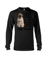 Pug Mom Long Sleeve Tee thumbnail