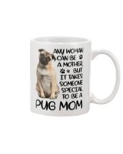 Pug Mom Mug front