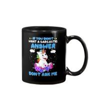 Apollo Unicorn Dont Ask Me Mug thumbnail