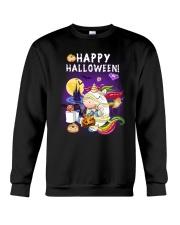 Unicorn Halloween 0308 Crewneck Sweatshirt thumbnail