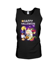 Unicorn Halloween 0308 Unisex Tank thumbnail