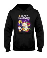 Unicorn Halloween 0308 Hooded Sweatshirt thumbnail