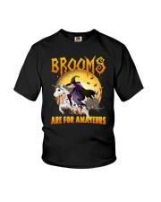 Unicorn and Witch 1708 Youth T-Shirt thumbnail