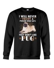 Pug Trust 2106 Crewneck Sweatshirt thumbnail
