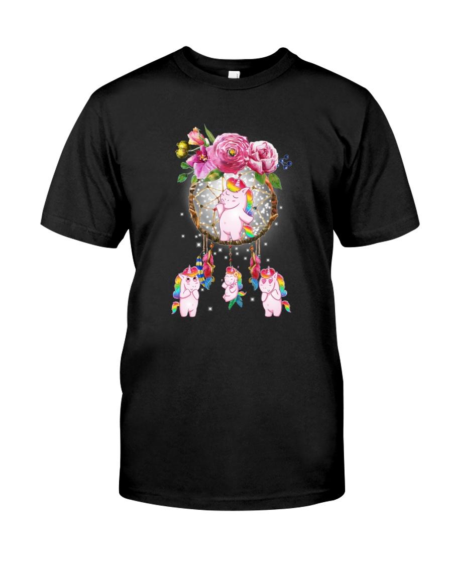 Unicorn Dreamcatcher Classic T-Shirt
