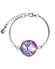 Mermaid Awesome 1606 Metallic Circle Bracelet thumbnail