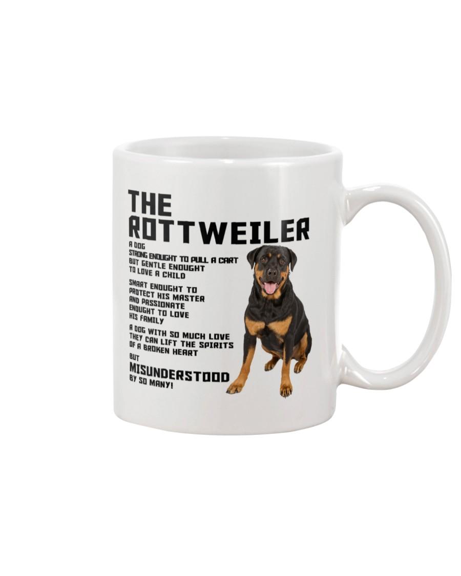 The rottweiler 2106L Mug