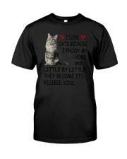 I Love Cats Classic T-Shirt thumbnail