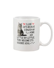 I Love Cats Mug front
