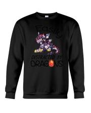Dragon Easily Distracted Crewneck Sweatshirt thumbnail