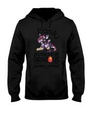 Dragon Easily Distracted Hooded Sweatshirt thumbnail