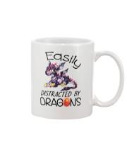 Dragon Easily Distracted Mug front