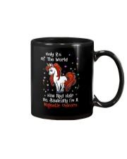 Majestic unicorn 1110 Mug thumbnail