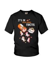 Unicorn Fukitol Youth T-Shirt thumbnail