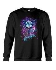 Butterfly DreamCatcher 2706 Crewneck Sweatshirt thumbnail