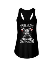 Viking Stand up for 2206 Ladies Flowy Tank thumbnail
