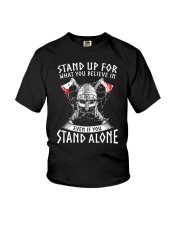 Viking Stand up for 2206 Youth T-Shirt thumbnail