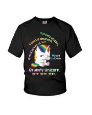 Unicorn Annoyed 2305 Youth T-Shirt thumbnail