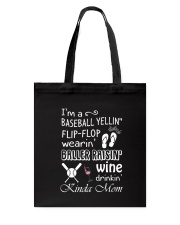 Baseball Kinda mom 2106 Tote Bag thumbnail