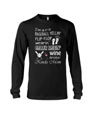 Baseball Kinda mom 2106 Long Sleeve Tee thumbnail
