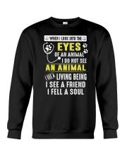 Animal Soul Crewneck Sweatshirt thumbnail