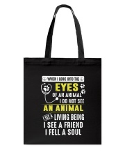 Animal Soul Tote Bag thumbnail