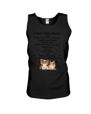Chihuahua I have 1806 Unisex Tank thumbnail