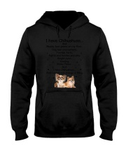Chihuahua I have 1806 Hooded Sweatshirt thumbnail