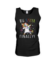 Unicorn Big Sister 1503 Unisex Tank thumbnail