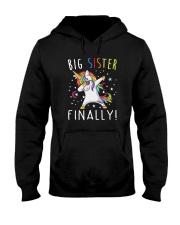 Unicorn Big Sister 1503 Hooded Sweatshirt thumbnail