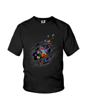 THEIA Butterfly Scratch 2606 Youth T-Shirt thumbnail