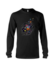 THEIA Butterfly Scratch 2606 Long Sleeve Tee thumbnail