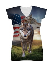 Wolf for USA 1606 All-over Dress thumbnail