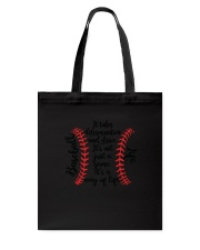 Baseball Life 2806 Tote Bag thumbnail
