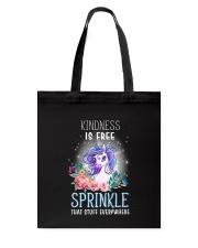 Unicorn Kindness 0409 Tote Bag thumbnail