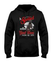 Great Dane Spoiled Hooded Sweatshirt thumbnail
