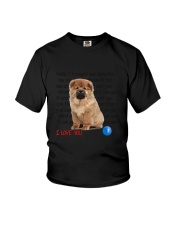 Chow chow - I love you 2006P Youth T-Shirt thumbnail