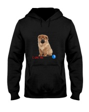 Chow chow - I love you 2006P Hooded Sweatshirt tile