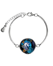 Unicorn Magic with Butterfly 1506 Metallic Circle Bracelet thumbnail