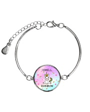 Unicorn smell Rainbow 2806 Metallic Circle Bracelet thumbnail