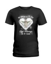 Shih Tzu Longer Ladies T-Shirt thumbnail