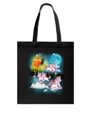 Unicorn Carriage Tote Bag thumbnail