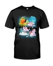 Unicorn Carriage Classic T-Shirt thumbnail