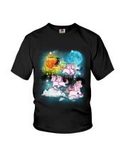 Unicorn Carriage Youth T-Shirt thumbnail