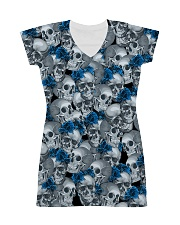 Skull Awesome 2006 All-over Dress thumbnail