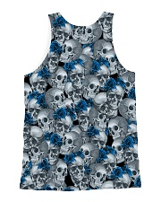 Skull Awesome 2006 All-over Unisex Tank back