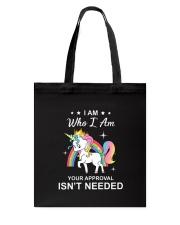Unicorn I am 1307 Tote Bag thumbnail